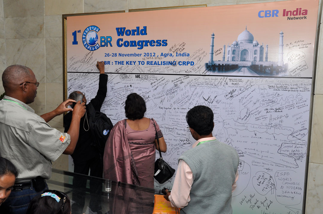 First CBR Word Congress, 26-28 November 2012, Agra, India